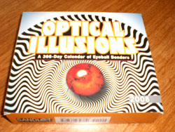 Optical Illusions Calendar