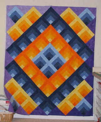 Quilt by Karen Combs