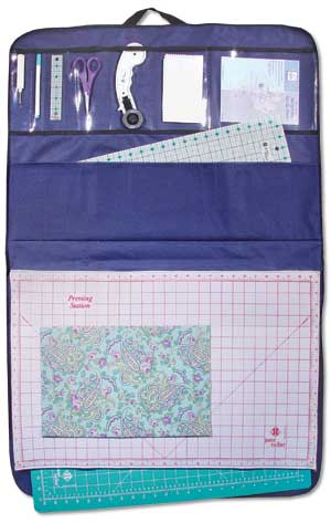 June Taylor Quilter's Tote