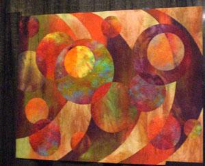 Circles du by Shelia Finzer