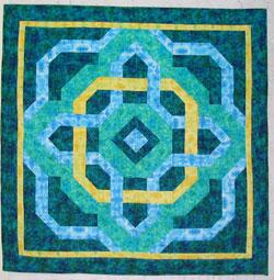 Celtic Vision by Karen Combs