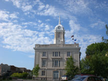 Courthouse, Columbia Tennessee