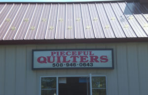 Pieceful Quilters