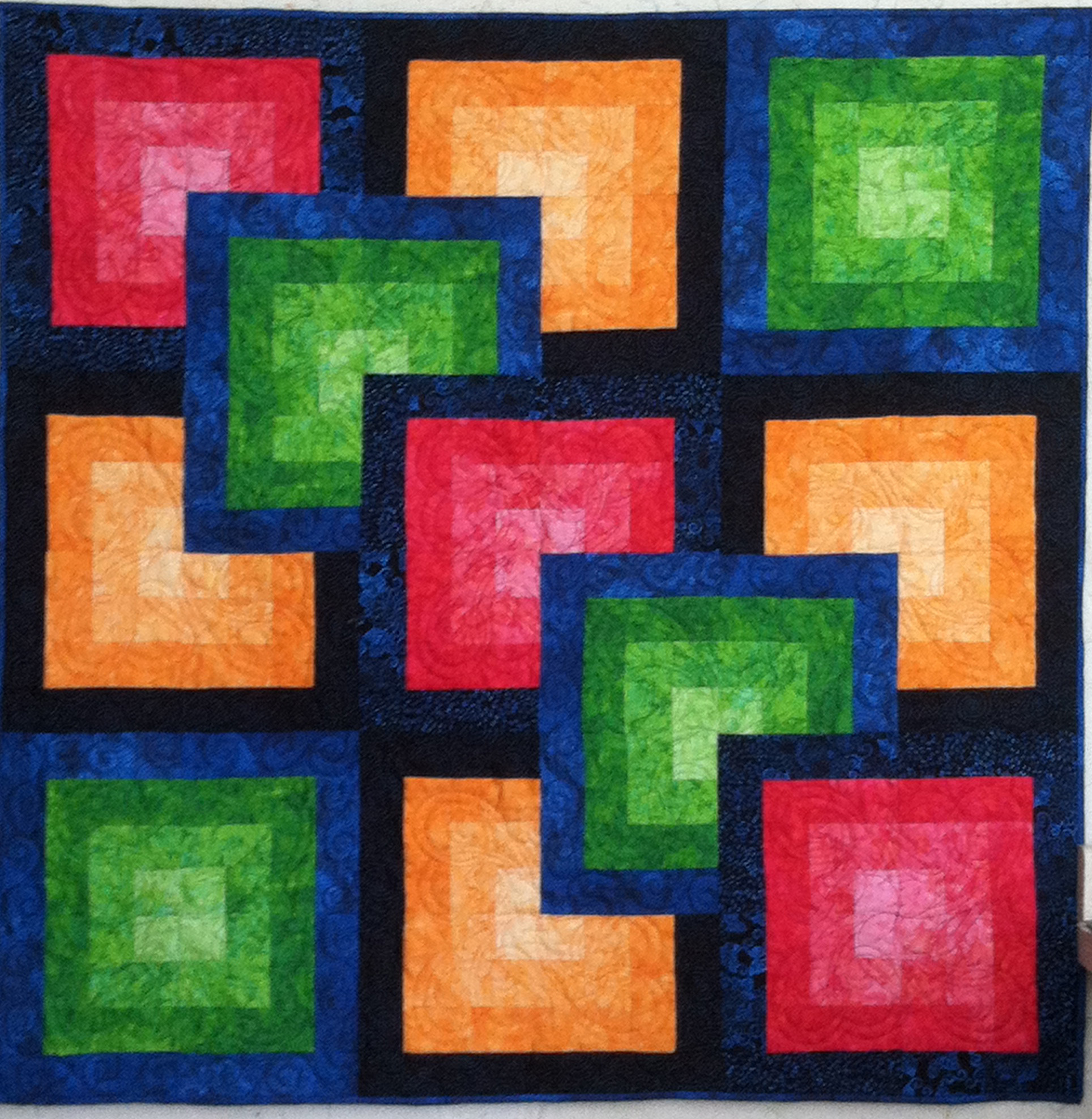 Illusion Quilt Patterns Pictures To Pin On Pinterest